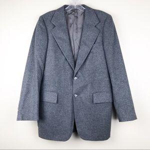 Vintage Yves Saint Laurent Gray Men's Blazer